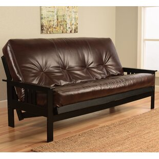 Leavittsburg Futon and Mattress by Red Ba..