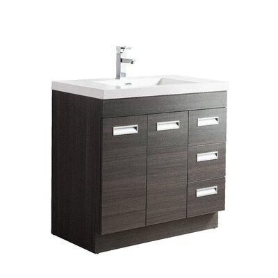 Single Bathroom Vanity Set Orren Ellis