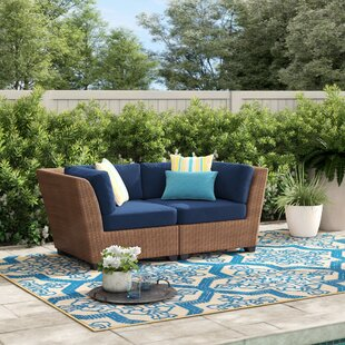 Waterbury Loveseat with Cushions