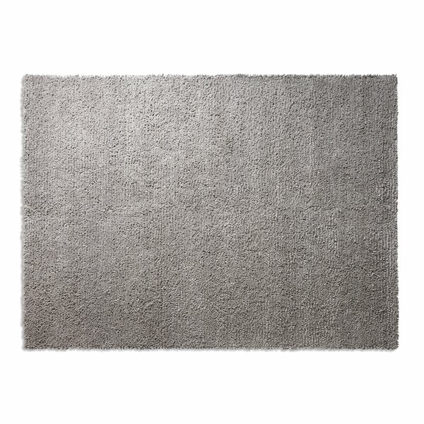 Blu Dot Cush Heathered Gray Area Rug Wayfair