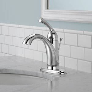 Haywood� Centerset Single Handle Bathroom Faucet with Drain Assembly and Diamond Seal Technology
