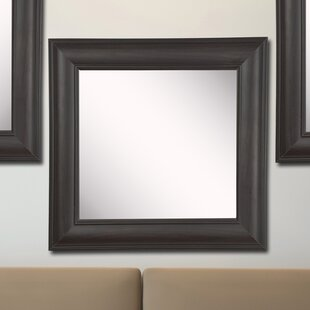 Shopping for Kimzey Brazilian Walnut Wall Mirror (Set of 3) By Charlton Home
