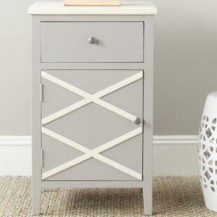 Cherell End Table with Storage by Latitude Run
