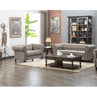 Reviews Teressa 2 Piece Living Room Set by Darby Home Co Reviews (2019) & Buyer's Guide
