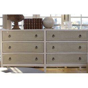 Gabby Naomi 6 Drawer Double Dresser