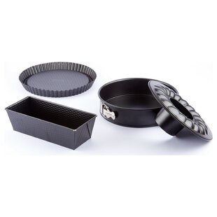 Kaiser 4 Piece Non-Stick Bakeware Set