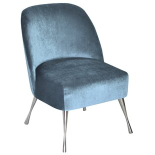 Vintage Cocktail Chair By Happy Barok