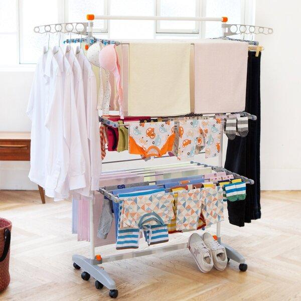 Rebrilliant Premium Clothes Drying Rack U0026 Reviews   Wayfair Part 86