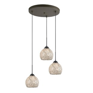 3-Light Mini Pendant Clust..