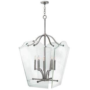 Wingate 8-Light Foyer Lantern Pendant by Hinkley Lighting