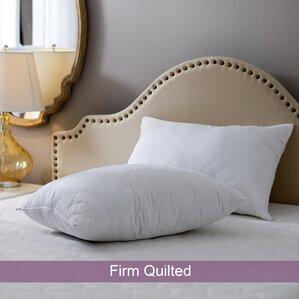 Wayfair Basics Firm Quilted Pillow (Set of 2) by Wayfair Basics?