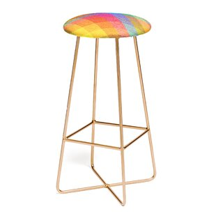 East Urban Home Nick Nelson Hysteria En La Primavera 30 Bar Stool