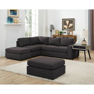 Ayleen Modular Sectional with Ottoman