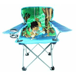 Go Diego Beach Kids Chair with Cup Holder ByLinen Depot Direct