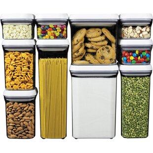 Good Grips Pop Container Food Storage Set