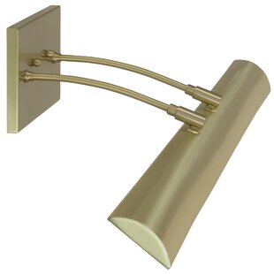 Winston Porter Cotner 1-Light LED Wall Pi..