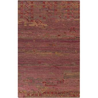 East Urban Home Home Sweet Fargo Purple Area Rug Wayfair