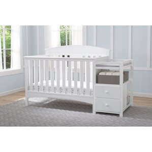 Abby 4 In 1 Convertible Crib And Changer By Delta