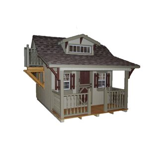 Big Save Craftsman Playhouse By Little Cottage Company