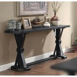Mcquillen 64 Solid Wood Console Table by Canora Grey