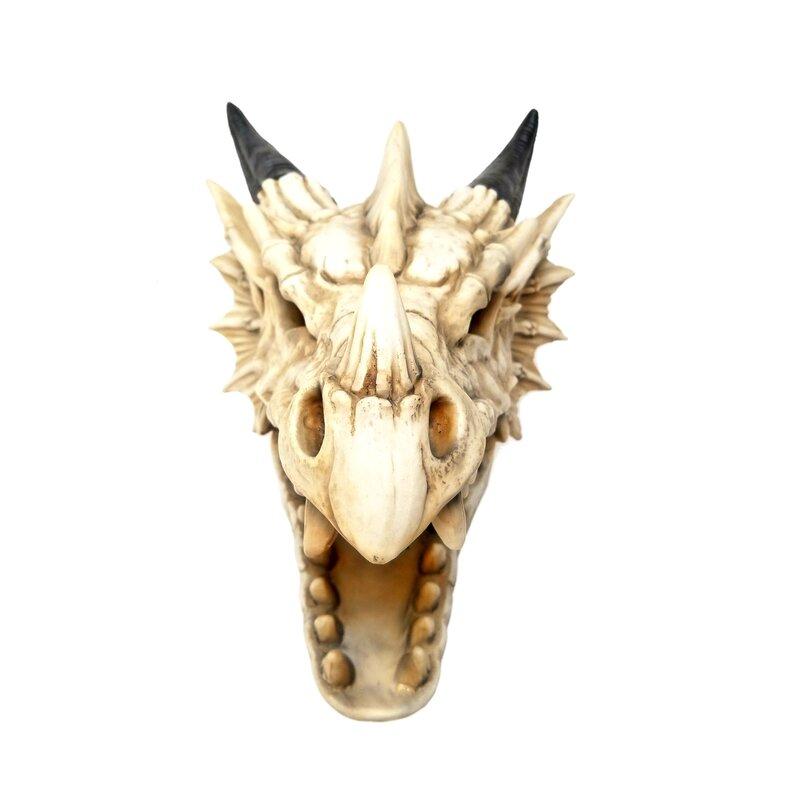 World Menagerie Faux Taxidermy Dragon Skull Wall Decor Wayfair Alibaba.com offers 3,872 dragon skull products. faux taxidermy dragon skull wall decor