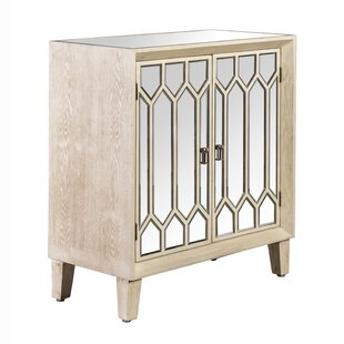 Raheem  2 Door Accent Cabinet by House of Hampton