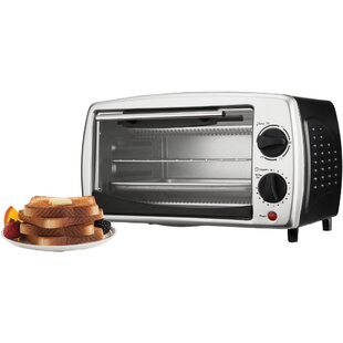 4 Cu. Ft. Toaster Oven Broiler