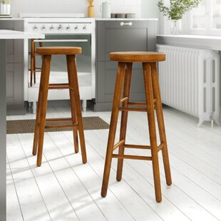 80cm Bar Stool By Marlow Home Co.