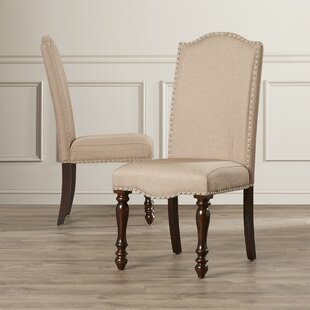 Darby Home Co Cato Parsons Chair (Set of 2)