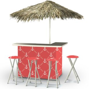 Anchors Away Tiki Bar Set by Best of Times