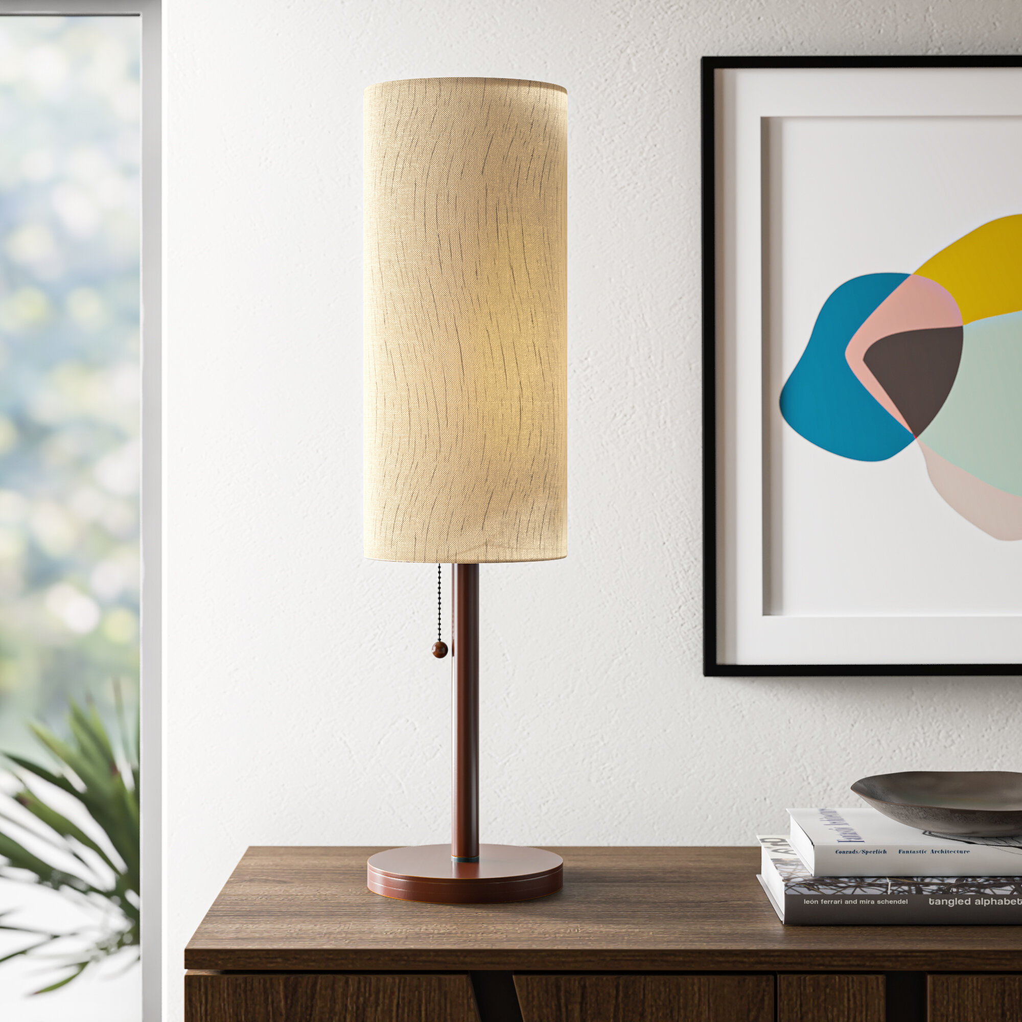 Mid Century Modern Table Lamps Free Shipping Over 35 Wayfair