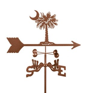 Palmetto Weathervane By EZ Vane Inc