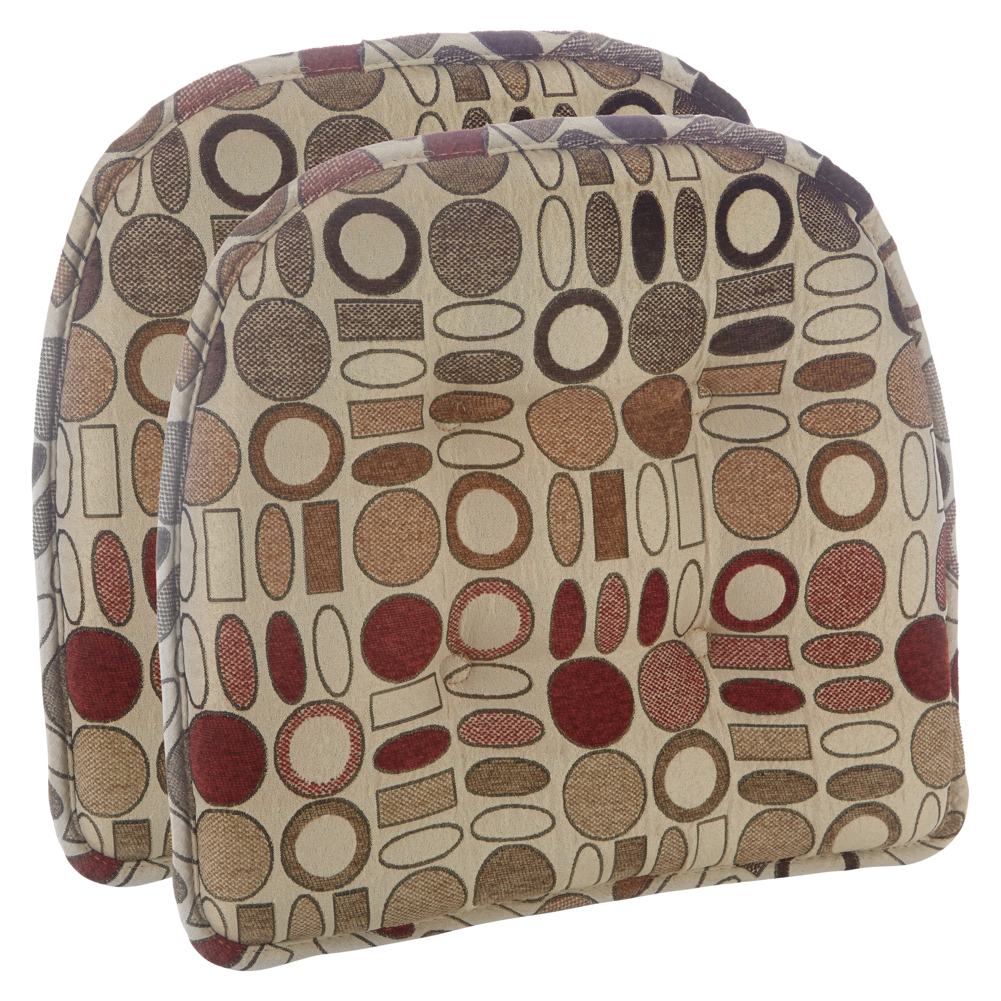 Winston Porter Alkea Gripper Non Slip Indoor Dining Chair Cushion Reviews Wayfair