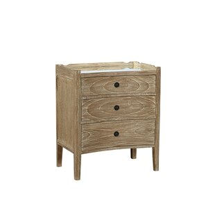 Find for Vizcaino Small 3 Drawer Accent Chest By Millwood Pines