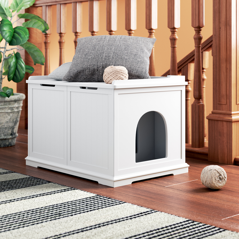 Litter Boxes Enclosures Furniture