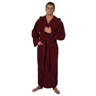 Hendrick 100% Cotton Terry Cloth Bathrobe