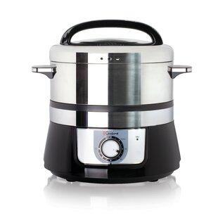 5 Qt. Electric Food Steamer