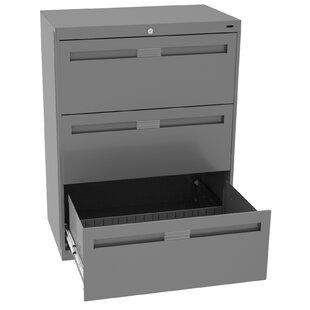 Tennsco Corp. 3-Drawer File