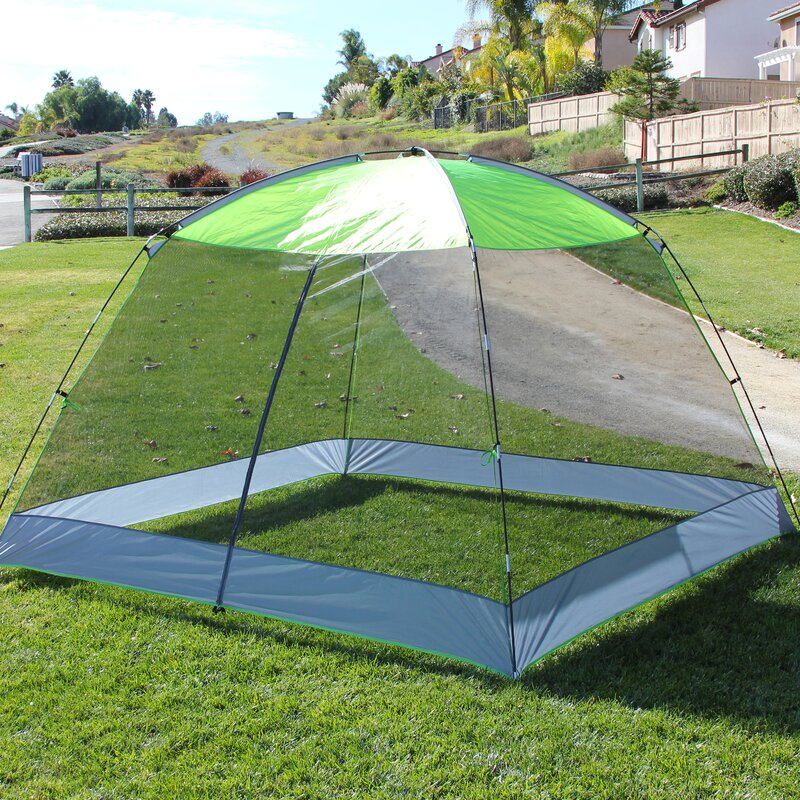 Screen House Shelter 4 Person Tent & CaravanCanopy Screen House Shelter 4 Person Tent u0026 Reviews | Wayfair