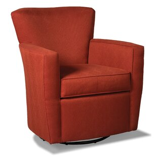 Paterson Swivel Armchair by Fairfield Chair