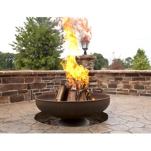 Ohio Flame Steel Fire Pit