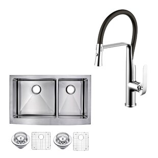 dCOR design All-in-One Front Stainless Steel 36
