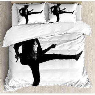 Michael Jackson Duvet Cover Set