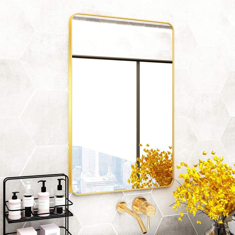 Mercer41 Odetta Large Vanity Mirror Wayfair