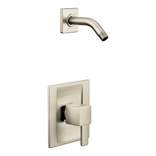 Reviews 90 Degree Posi-Temp Shower Faucet Trim with Lever Handle By Moen