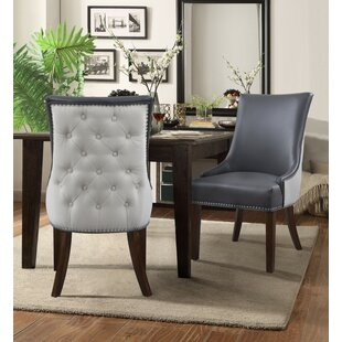 Luzerne Upholstered Dining Chair (Set of 2)