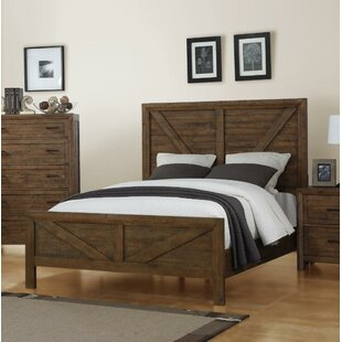 Craigsville Panel Bed by Three Posts