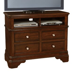 Best Bayliss 4 Drawer Media Chest By Wildon Home ®