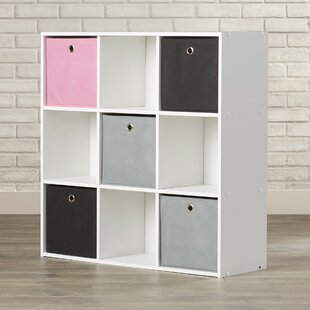 Wrought Studio Cliffside Cube Unit Bookcase