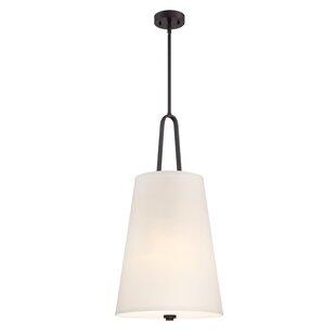 Boadicea 3-Light Cone Pendant by Wrought Studio